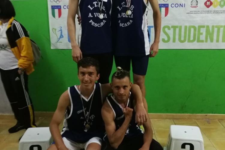 campionati studenteschi atletica leggera